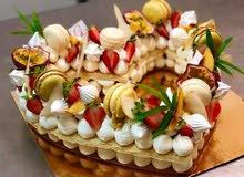أبحث عن دورة تكوينية في المخبزة و صنع الحلويات