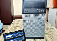 """Dell Optiplex 9010 """"Case Only"""" with 4GB RAM"""