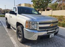 GCC - 2012 Chevrolet Silverado Single Cab V8 - GOOD CONDITION