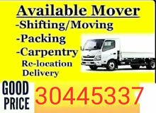 Low priceDoha Moving Service Shifting And Moving Home villa office shifting Pl