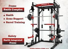 Track Fitness G4 Smith Machine steel Squat Rack