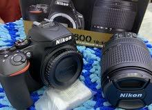 camera D5600 18- 140 VR Kit
