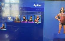 حساب فورت فيه حزمة تويتش