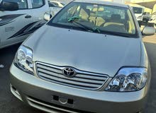 Toyota corolla 2003 good condition new battery new tire f