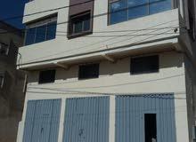 منزل للبيع مكون من طابقين و3 كرجات وبيت في السطح له واجهتان