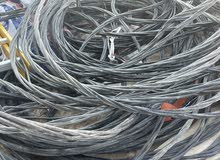 ضفيره كهرباء 400 متر ثري فيز 50 ملي مستعمله شهرين فقط بعدها جديده