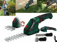 ماكينة قص العشب وحواف الشجيرات  شحن