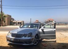 2007 MERCEDES c230 V6 AMG-kit 6200$ negotiable price
