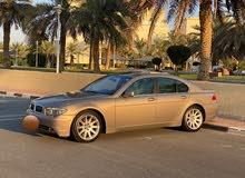 BMW 735i 2004