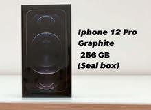 Iphone 12 pro 256GB graphite color new