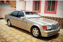 Mercedes Benz S 320 car for sale 1998 in Muscat city