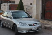 Manual Used Honda Civic