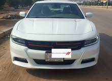 Automatic White Dodge 2015 for sale