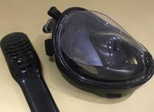 قناع غوص للتنفس تحت الماء لكامل الوجه قابل للفصل