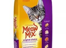 3 كغ طعام قطط مياو مكس