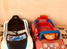 سيارتان بيع للاطفال