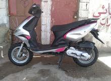 Aprilia motorbike 2010 for sale
