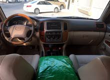 Toyota Land Cruiser 2003 For sale - Beige color