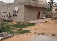 منزل جديد مبني في 6 سنوات مساحته تقريبية 160 متر