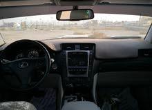 Lexus GS 2008 For sale - Grey color