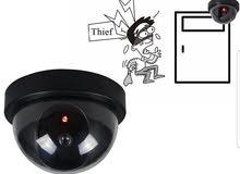 كاميرا مراقبة وهمية