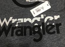تيشيرت wrangler اورجنال100% -وارد امريكا