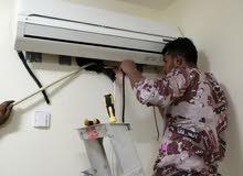 air conditioner seling, buying & Repairing -بيع وشراء مكيفات الهواء