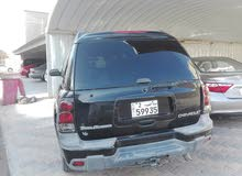 Chevrolet TrailBlazer car for sale 2004 in Al Ahmadi city