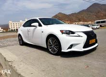 استخدام شخصي Lexus is250
