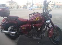 دراجة نارية قصة الهارلي كلسك