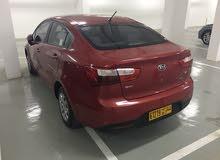 Kia Rio 2013 For sale - Red color