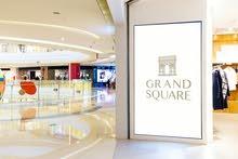 استثمر في اضخم مول بالعاصمه الاداريه grand square mall في حي المال و الاعمال