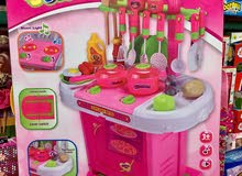 لعبة المطبخ للأطفال