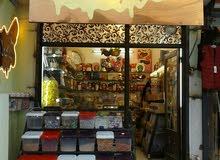 محل كرزات و هدايا و حلويات