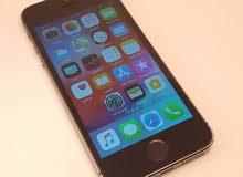 Iphone 5s مستعمل نظيف للبيع 32 قيقا
