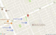 قطعة ارض للاستثمار ( 325 م زاوية علي شارع عرض80م )