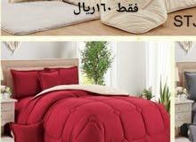 اجمل الألحفه سرير قطن عالي الجوده