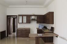 للايجار شقة فارغة سوبر ديلوكس في منطقة حي السهل 2 نوم مساحة 120 م² - ط اول