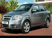 White Chevrolet Aveo 2010 for sale