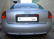 Audi A6 car for sale 2000 in Tripoli city