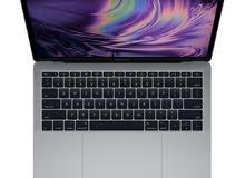 مطلوب Macbook Pro