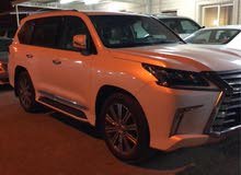 Maroon Lexus LX 2016 for sale