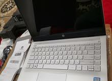 لاب توب hp i5 الجيل الثامن PAVILION ضمان جرير للبيع