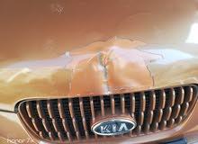 Kia Picanto 2007 For sale - Orange color