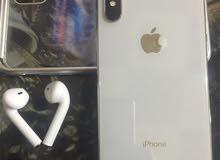 ايفون اكس Xلبيع ذاكره256 السعر550 البكان بصره
