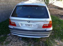 Silver BMW 325 2004 for sale