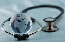 مطلوب اطباء نساء ورجال جميع التخصصات الطبية