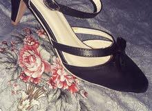 N & A heel