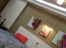 لدينا شقه فندقيه مفروشه للايجار اليومي والشهرى.3غرف نوم و2حمام،مساكن شيراتون