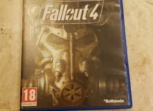 Fallout 4 ps4 للبيع